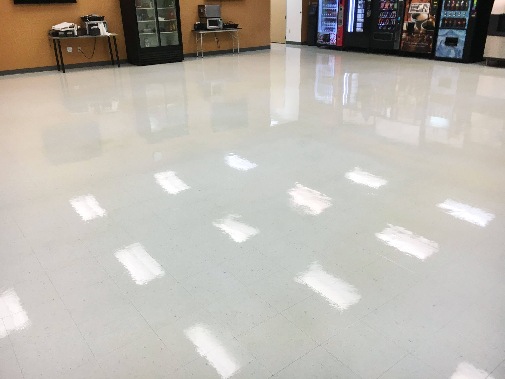 commercial cleaning ohio example